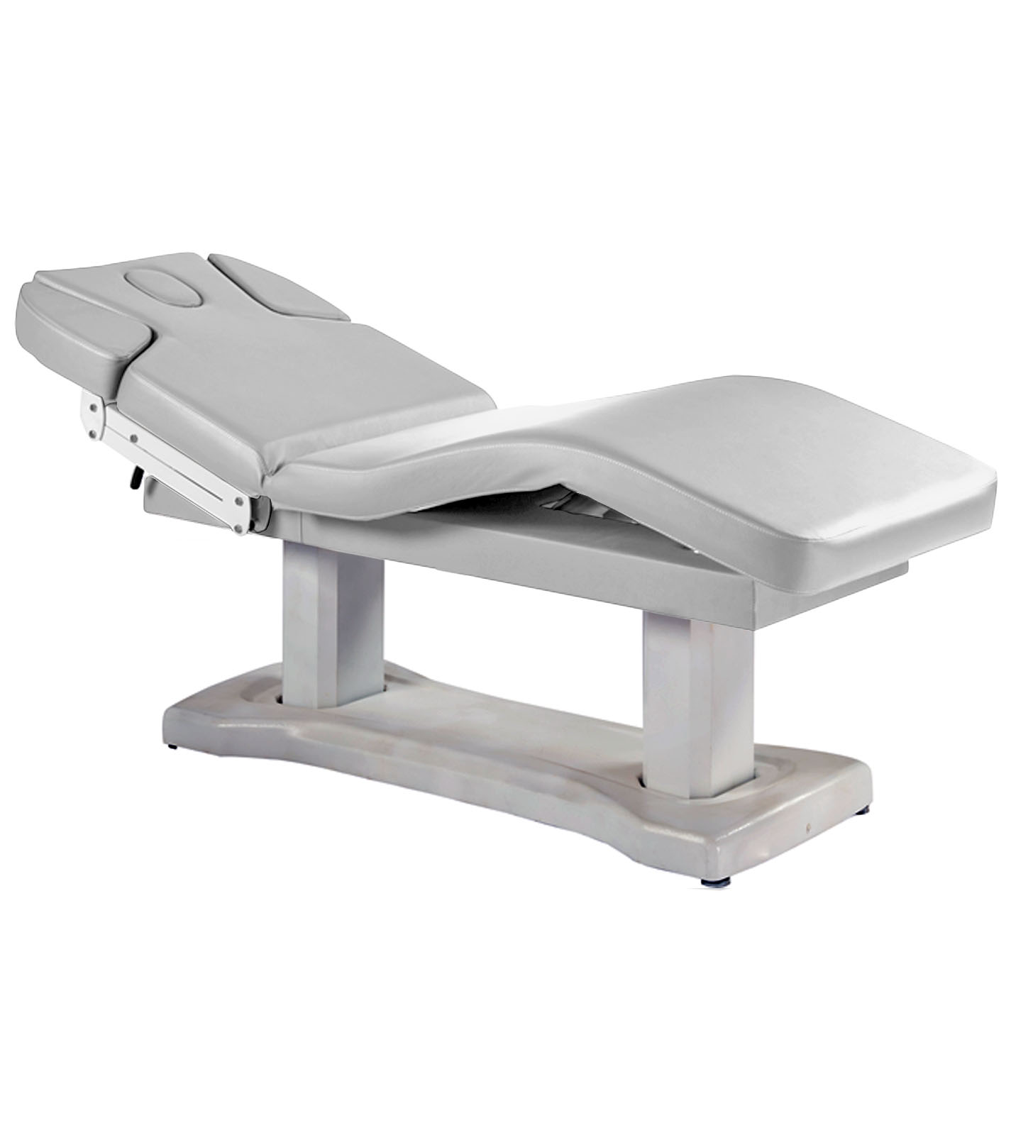 Seamless Electric Massage Table for Spa and Wellness Centers.