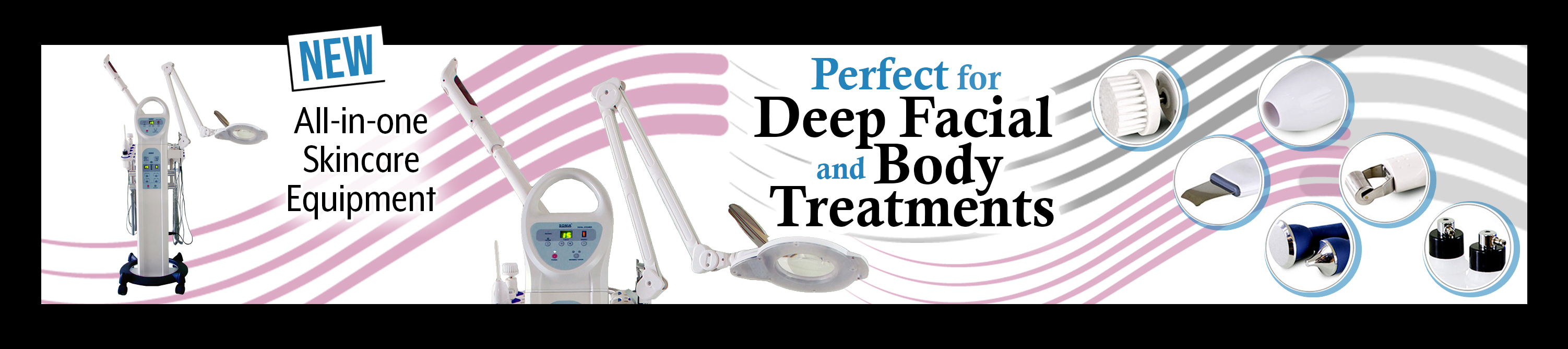 Multi-function beauty instrument